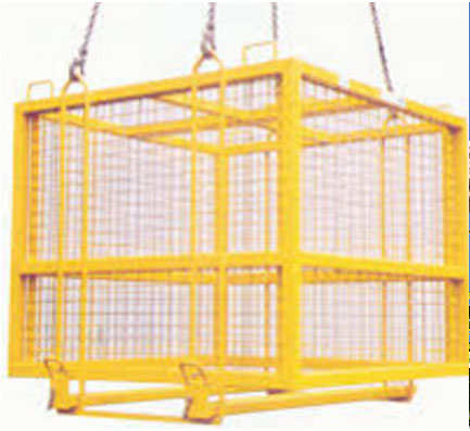 Brick Cage Lifting