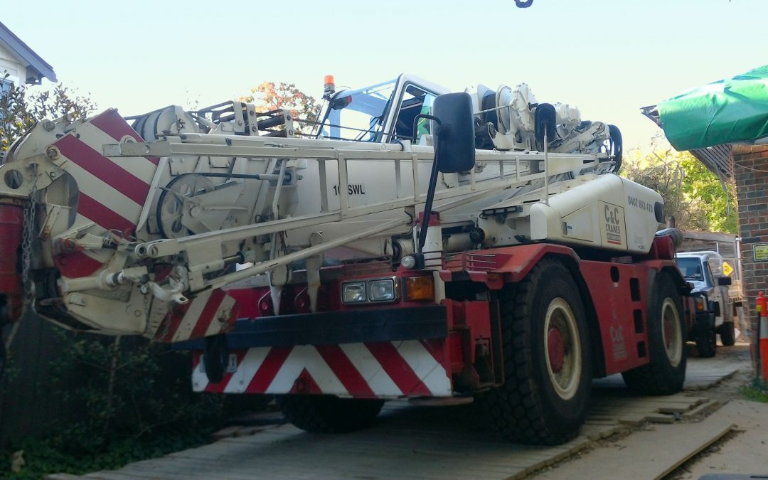Why is it essential to hire a reputable Crane Company Melbourne?