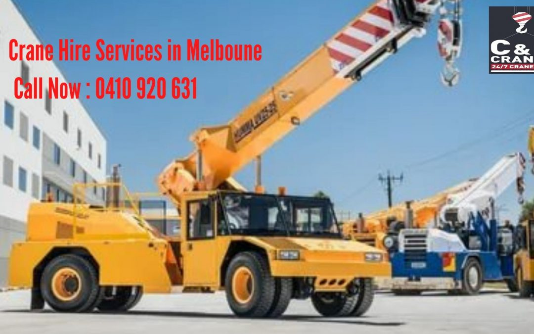 Benefits of Choosing Crane Hire Over Buying the New One