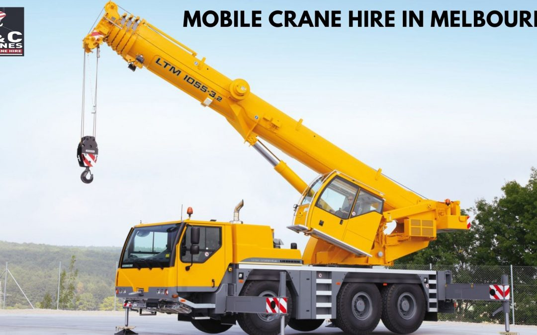 5 essential reasons for hiring a mobile crane for your next project