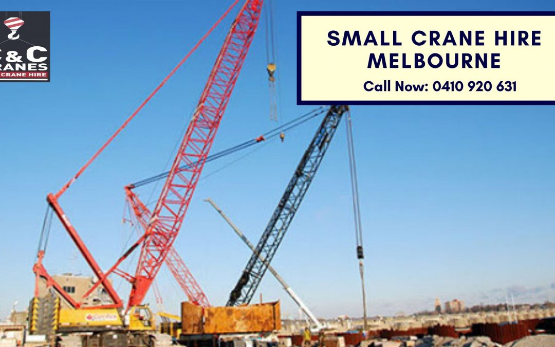 A Few Things No One Will Tell You About Small Crane for The Project